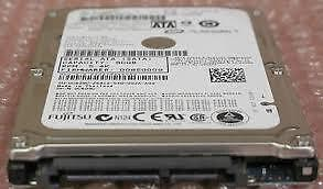 80 GB LAPTOP SATA HARD DRIVE - $15/OBO