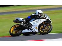 Motorcycle Track Day - for the motorbike nut in your life :)