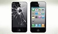 iPhone 4/4s/5/5c/5S SCREEN REPAIR/ECRAN REPLACEMENT