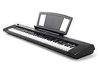 Yamaha Piaggero NP11 Digital Keyboard - Great condition
