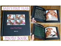 Create&Personilize Unique Photobook with your own photos and Wishes.