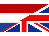 Native Dutch Speaker Required