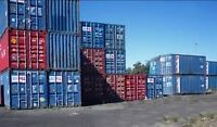 Used,new Cargoworthy Containers,storage