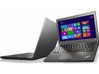 Like brand new Thinkpad x240 core i5(4th gen) 4GB RAM 500 GB HD dual Battery, with 1 year warranty