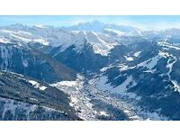 Chefs required this Winter in Morzine and Chamonix, French Alps