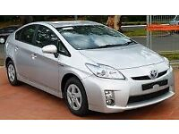 PCO CAR HIRE-RENT-HYBRID AUTOMATIC-TOYOTA PRIUS-PLUS - MINIMUM DEPOSIT-SPECIAL OFFER