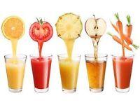 Business Partner in Healthy Juice bar Need it