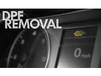 DPF Particulate Filter Removal Service