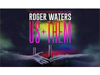 2 Roger Waters Tickets 29/6/2018 Glasgow Hydro - £200
