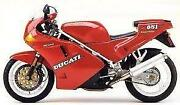 Werkstatthandbuch Ducati