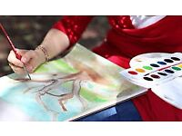 Adult Education Classes: Art, Computing, Cookery, Health.......