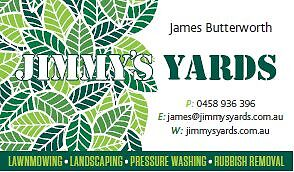 Jimmy's Yards Holland Park West Brisbane South West Preview