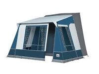 Deluxe Dorema motorhome tent. Free delivery to your home!