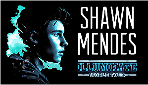 Four Shawn Mendes Tickets Sydney Ainslie North Canberra Preview