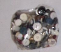 Many collections of vintage buttons for sale