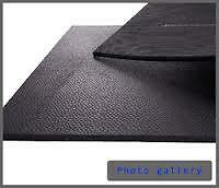 "Rubber Matting 4'x6'x3/4"" thick for horse barns and stalls"