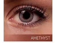 Freshlook Colorblends Natural Looking in Amethyst Color
