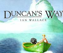 "NEW Hardcover Newfoundland book ""Duncan's Way"""