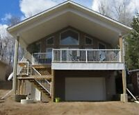 Mcintosh Point - Emma Lake - Year-Round Lakeview Cottage!
