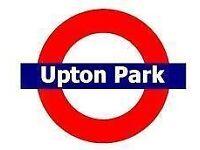 UPTON PARK QUIET RD OFF GREEN STREET SUDIO NEXT TO TUBE