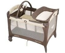Playpen Park and Play Graco $90