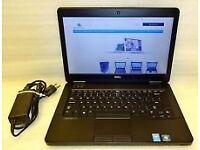 """Dell 14 """" Latitude E5440 Core i5-4200U, 4GB 500GB Windows 7 ULTIMATE"""