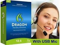 Dragon naturally speaking premium 12 headset