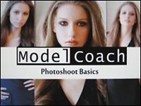 Private training to be a fashion model