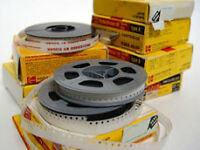 Transfer your old 8mm Movie Films DVD or Flash Drive