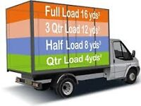 Man and Van Removal Tip services ,rubbish clearance and waste collection services