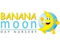 Level 3 Nursery Nurse, Banana Moon Southwark, Part Time, Immediate Start!