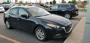 Mazda 3 GS 2018 Reprise bail