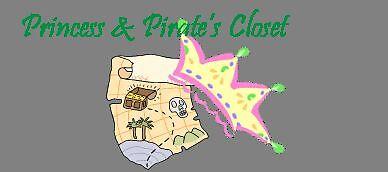 Princess and Pirate's Closet