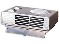 Micromark Compact Heater Cooler Fan
