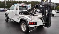 CHEAP FLAT RATE FLATBED TOW TRUCK SERVICE Call ☎️403 408 9050 ☎️