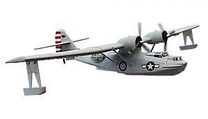 Dynam Catalina Wasserflugzeug im PNP Set ohne Akku NEU&OVP