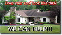 IGNORING ROOF LEAKS WILL COST YOU MONEY! I CAN FIX IT ASAP!