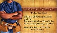 AllSorts Renovations