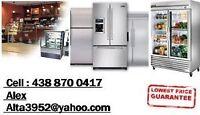 """Fridge Freezer"""" 438 870 0417"""" Residential Restourant Stores.$35"""