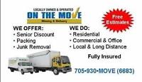 MOVER/DRIVER**** NEEDED IMMEDIATELY
