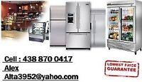 Repair Refrigerator & freezer  All Montreal ** 438 870 0417  **