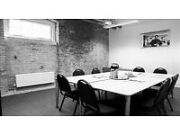 Flexible Serviced Office to Rent in Gunnery Terrace, Woolwich Arsenal, SE18