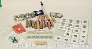 Assortment of Coin Rolls & Other Collectible Coins