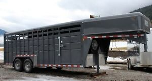 Special Offer Maverick Stock Trailer Take Over the Lease Payment Williams Lake Cariboo Area image 9