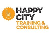 HAPPY CITY - Seeking over 50's to become Wellbeing Champions