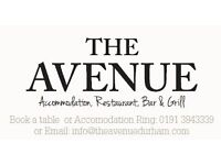 Sous or second chef needed 20,000 per annum plus tips Busy pub restaurant