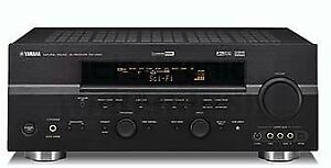 Yamaha RX-V650 Receiver Home Theater Like New