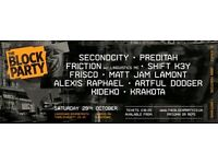 The Block Party: [Halloween Rave Bournemouth]