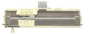 SK840 Knitting Machine and SRP60N Ribbe ribber - brand new West Island Greater Montréal image 1