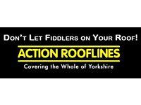 Fascias / soffits installer / fitter / UPVC roofline installer